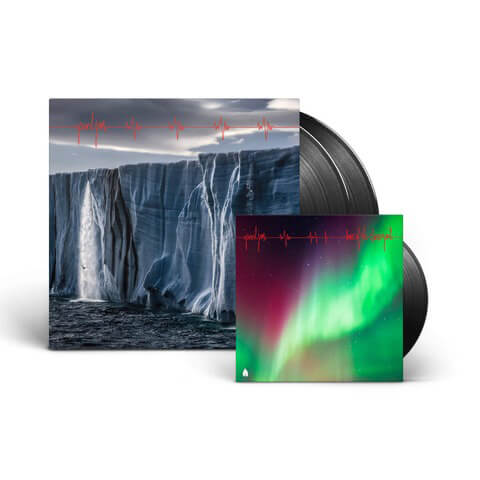 Gigaton (Ltd. Bundle LP + 7'') von Pearl Jam - LP Bundle jetzt im Pearl Jam Shop